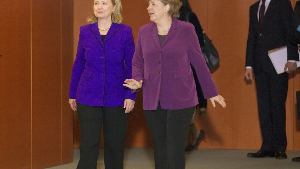 Deutsch-amerikanische Mode: Macht im Partnerlook