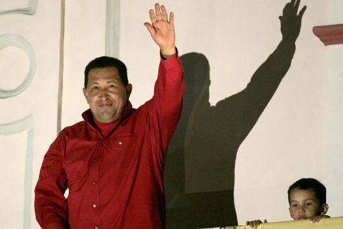 Präsident Chávez: Attacke auf die Reisindustrie