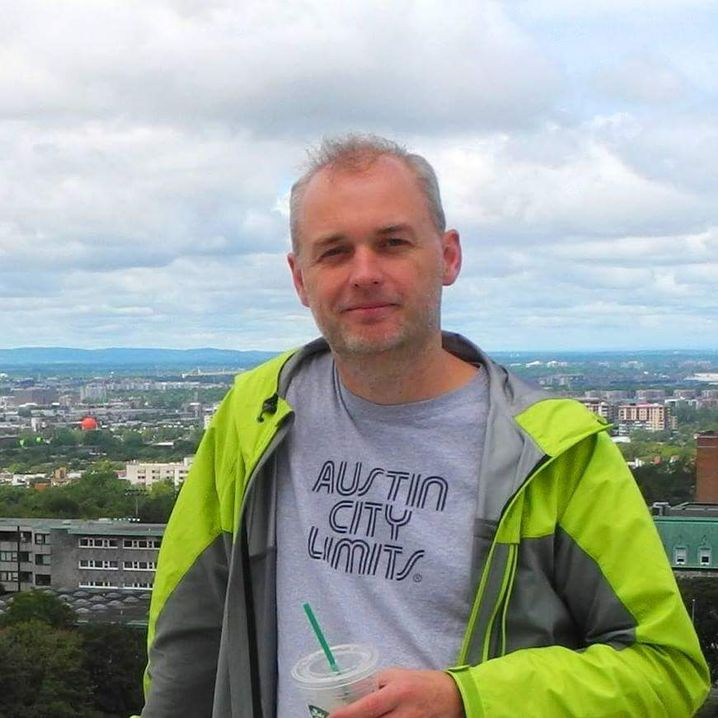 Ralf Meermeier, 41, ist Softwareentwickler und lebt seit 14 Jahren in Boston