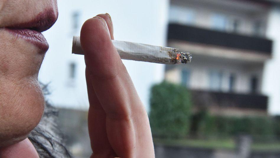 Raucherin: Lungenkrebs wird oft erst sehr spät erkannt