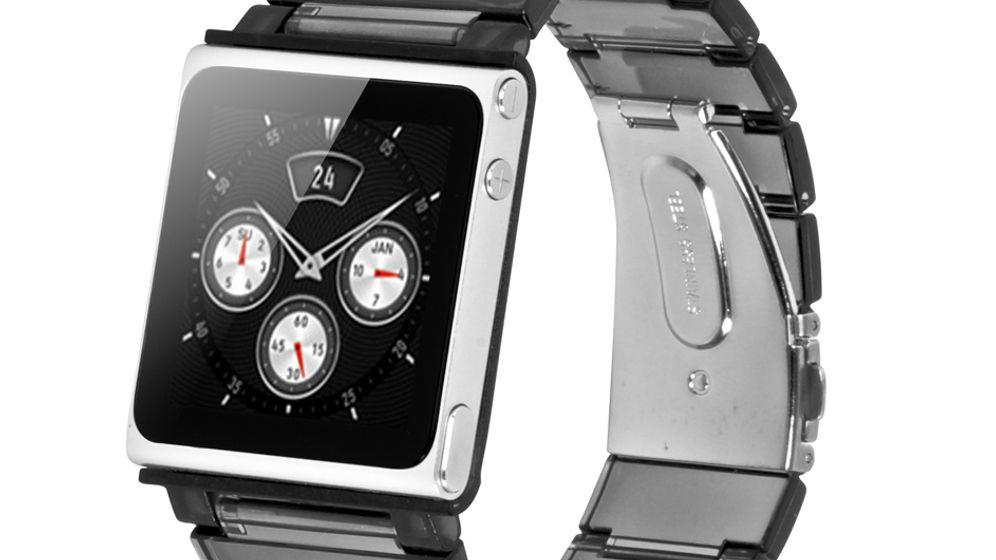 Smartphone-Uhren: Die Zeichnungen von der iWatch