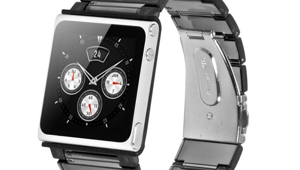 Smartwatch: Touchscreen-Uhren fürs Handgelenk