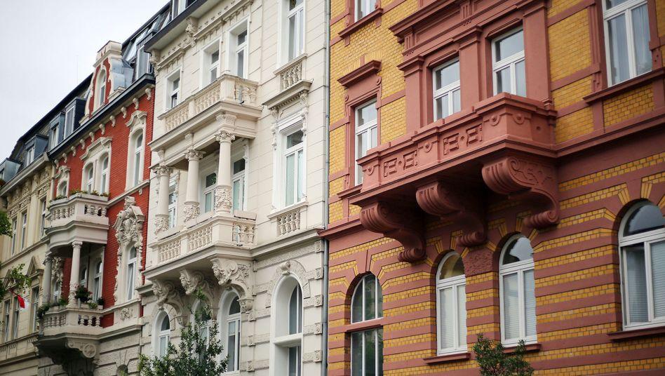 Häuser in Köln: Kaum mehr Eigentumswohnungen zum Kauf verfügbar