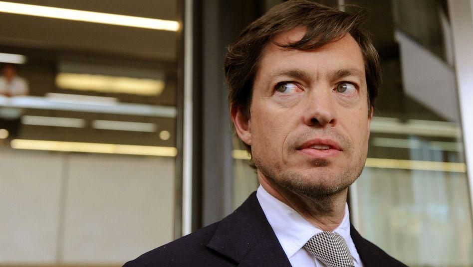 Nicolas Berggruen (Archivbild): Ärgert sich über die Kritik an ihm