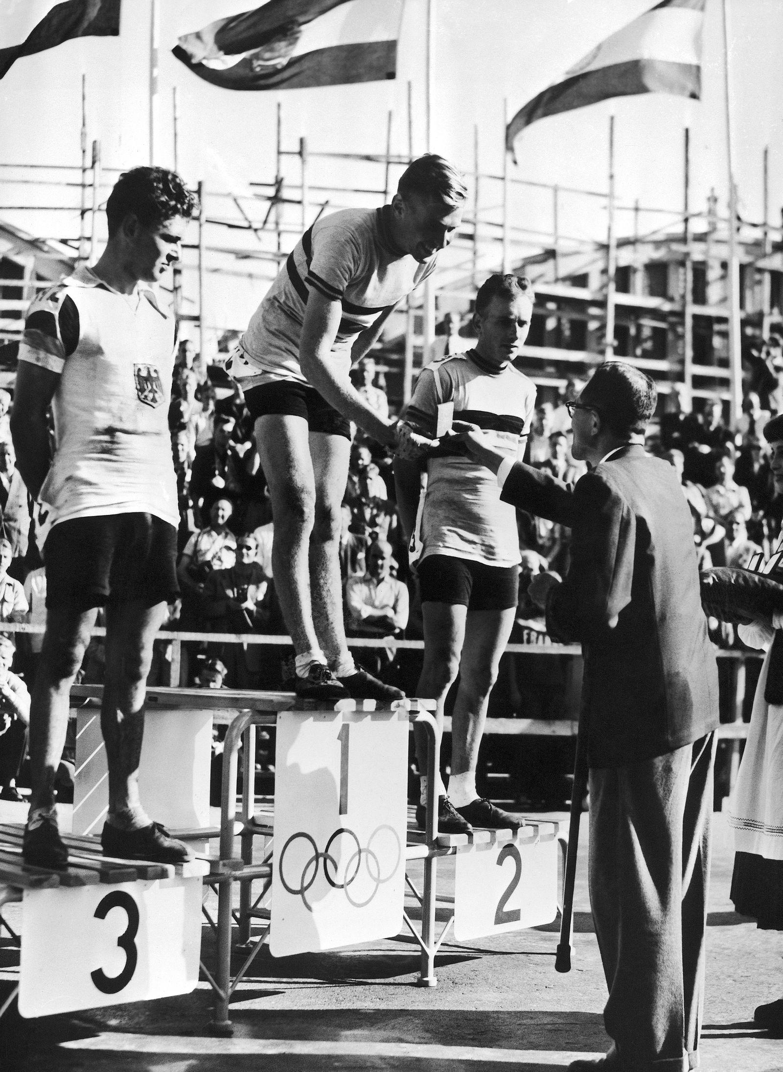 Finland Helsinki 1952 Summer Olympics