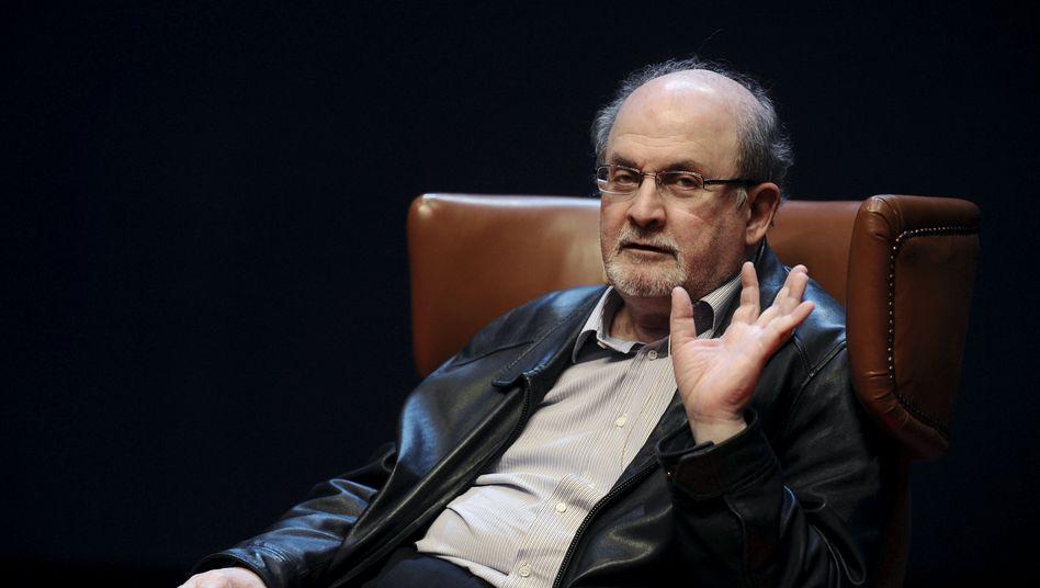 """Schriftsteller Salman Rushdie: """"Gewichtige Stimme"""""""