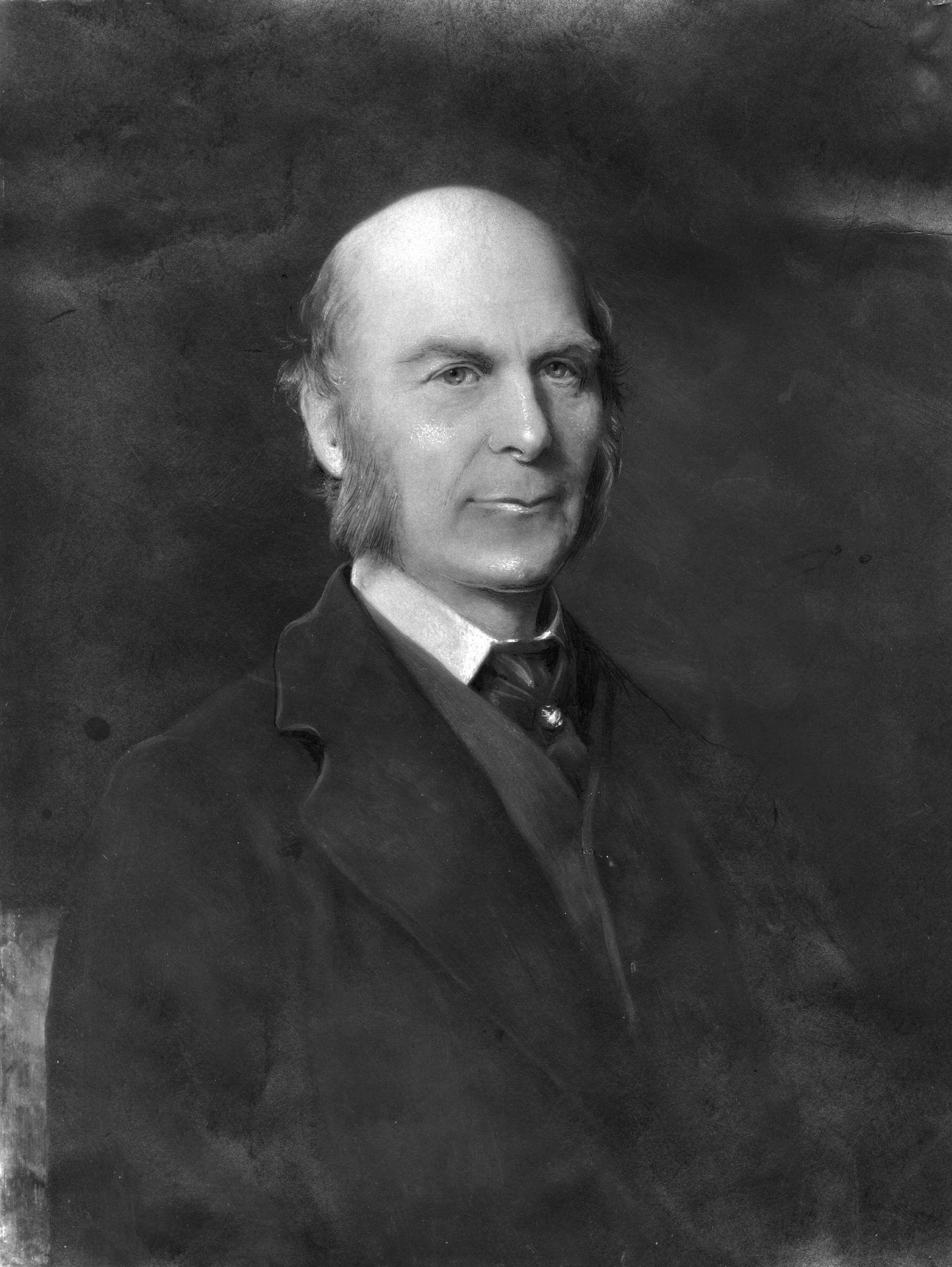 Forensik - Francis Galton