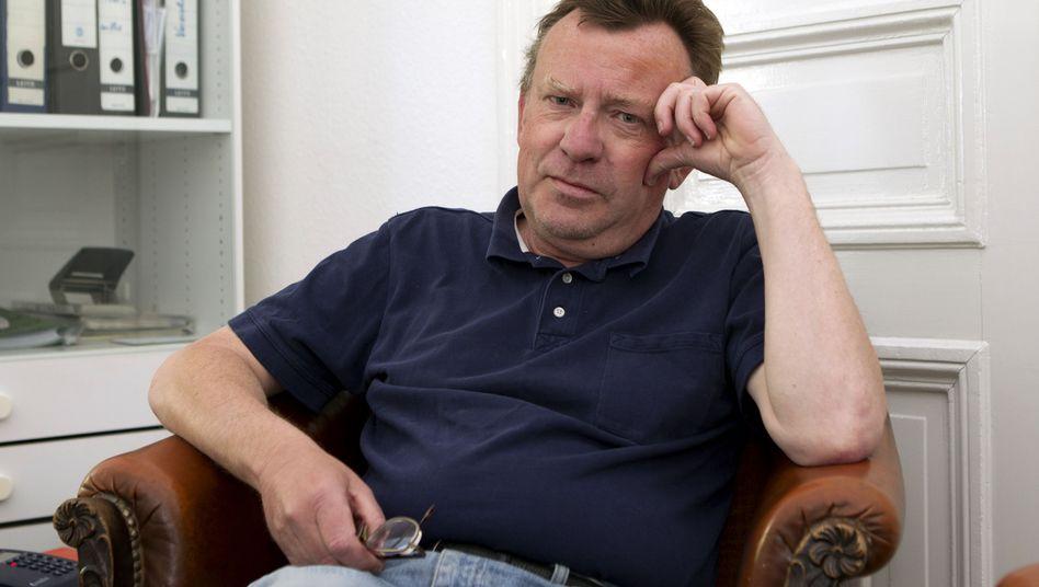 """Richter Heinz Uthmann: """"Empörung und Erschütterung über würdeloses Verhalten"""""""