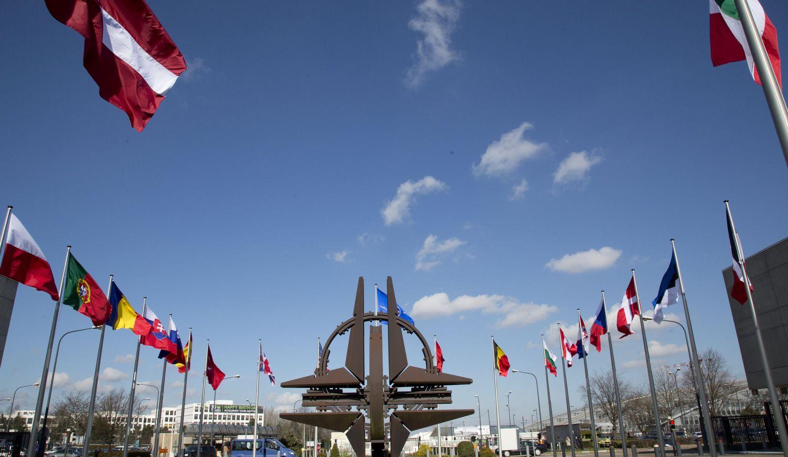 Belgium NATO Ukraine