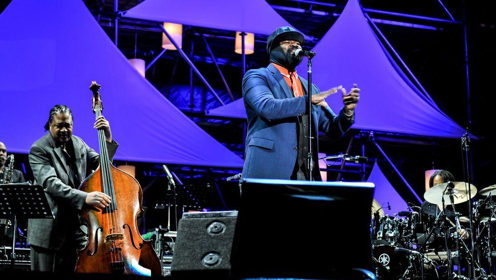 Jazzstar Gregory Porter: Voll auf die Mütze