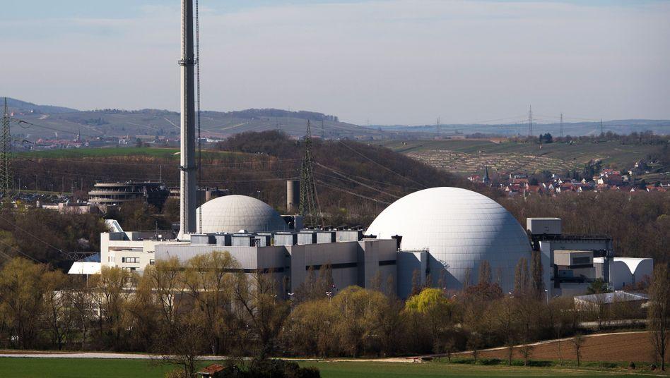Atomkraftwerk Neckarwestheim: Unfreiwillig vom Netz gegangen