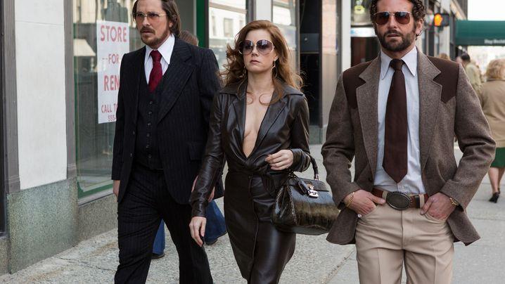 """American Hustle"": Gauner-Ballade auf Oscar-Kurs"