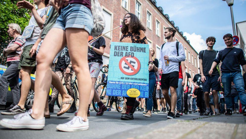 Katholikentag in Münster: Angriff auf den Frieden