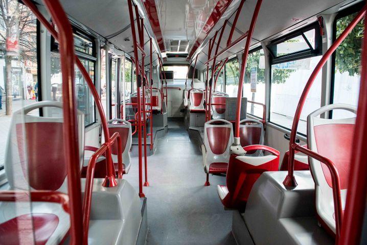 Die Rolle von Bus und Bahn im Infektionsgeschehen soll eingehender untersucht werden