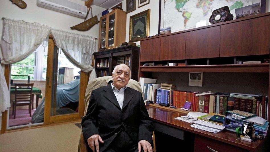 Ideologe Gülen in Saylorsburg, USA: »Mit der Geduld einer Spinne legen wir unser Netz, bis sich Menschen darin verfangen«