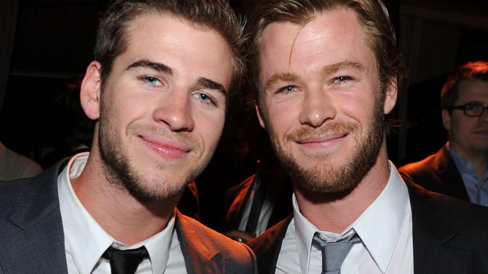 Liam und Chris Hemsworth: Testosteron, Thor und Teenie-Mädchen