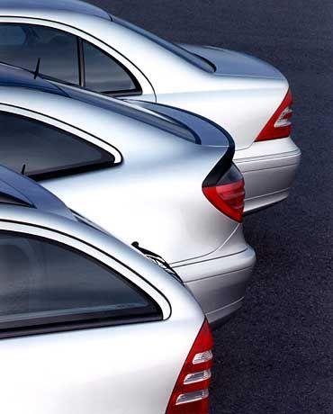 Nobler Einheitslook: Silber ist die Farbe der verheiraten Männer - und der Sicherheit im Auto