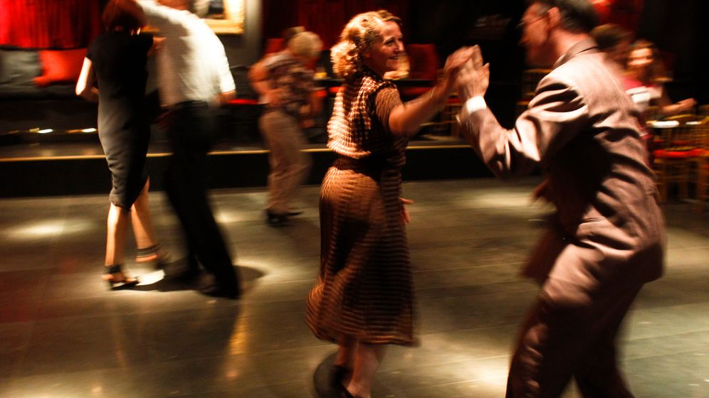 Lindy Hop: Wie aus Omas Zeiten