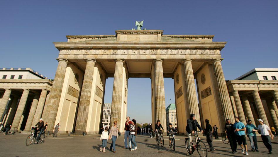 Tourismus-Boom in Deutschland: Berlin hängt Rom ab