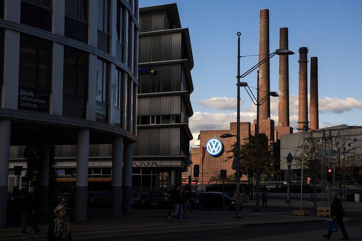 VW-Werke in Wolfsburg
