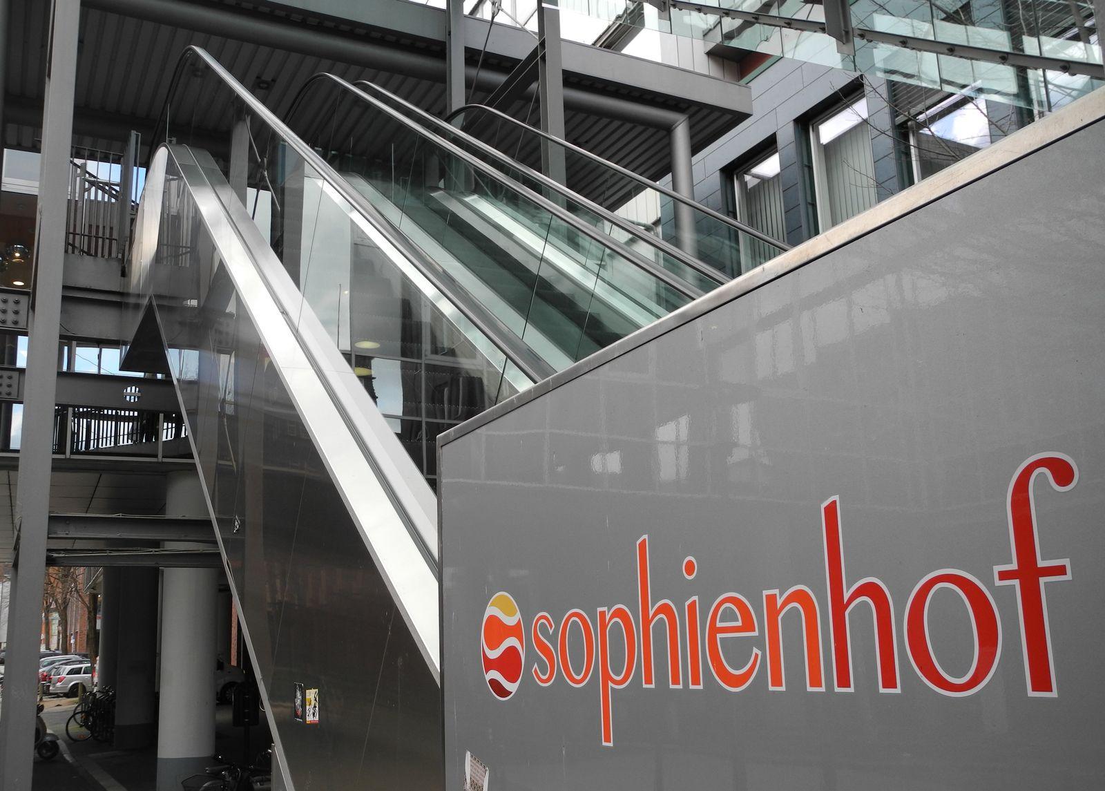 Einkaufszentrum/ Sophienhof
