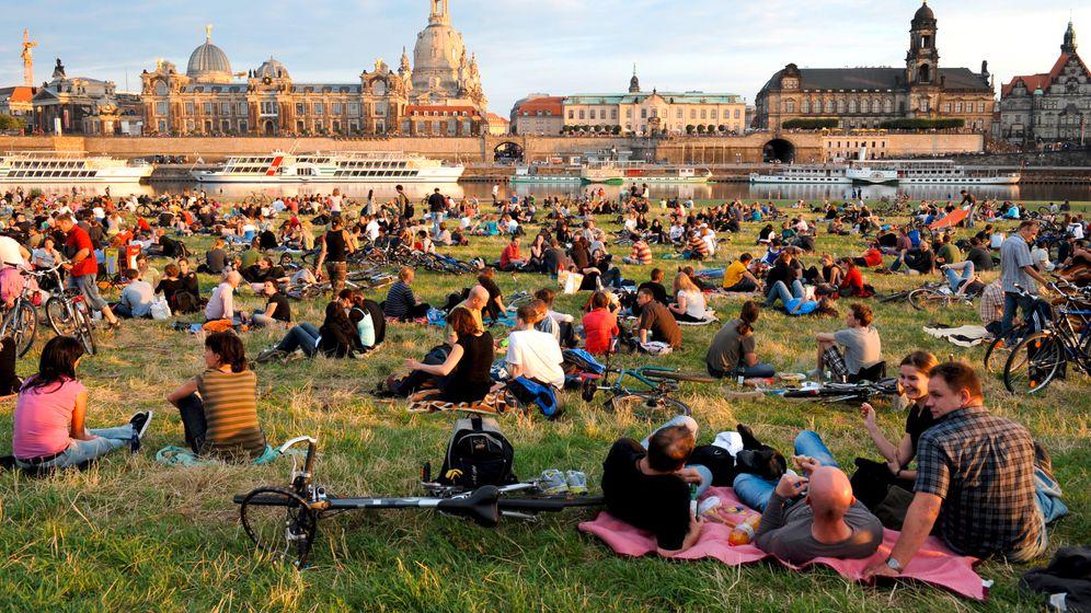 Dresden: Schönheit an der Elbe