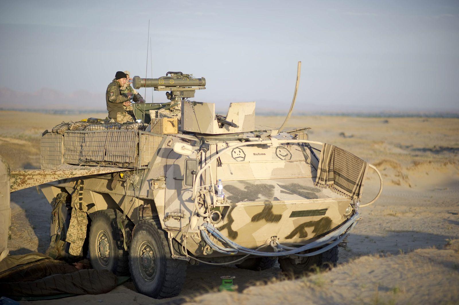 NICHT VERWENDEN Bundeswehreinsatz in Afghanistan