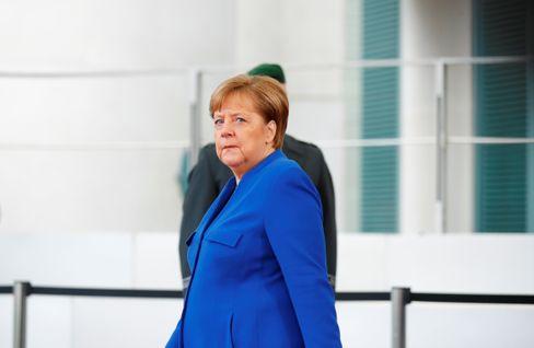 Angela Merkel (am 19. Januar in Berlin)