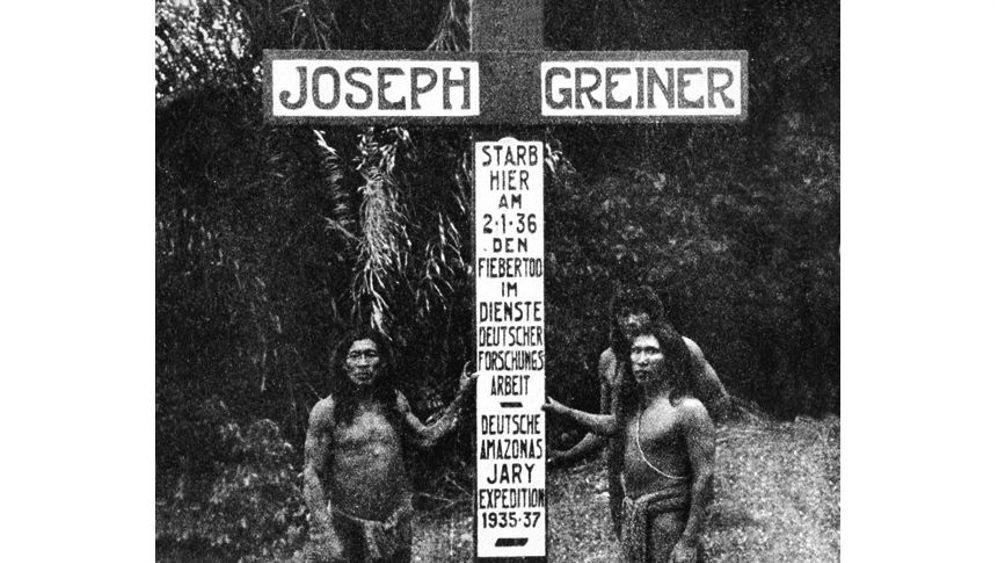 Amazonas-Expedition 1935: Nazis im Dschungel-Camp