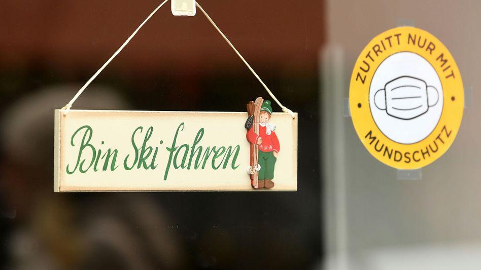 Geschäft in Kitzbühel: »Die Deutschen und die Holländer sind ja viel wichtiger für uns«