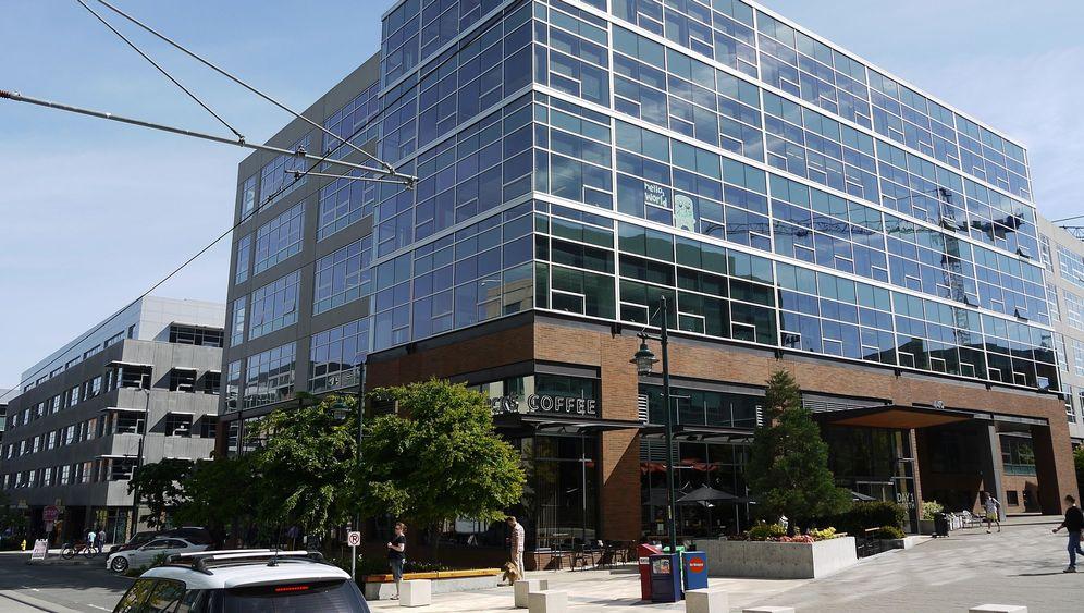 Konzernzentrale in Seattle: Amazons unscheinbares Hauptquartier