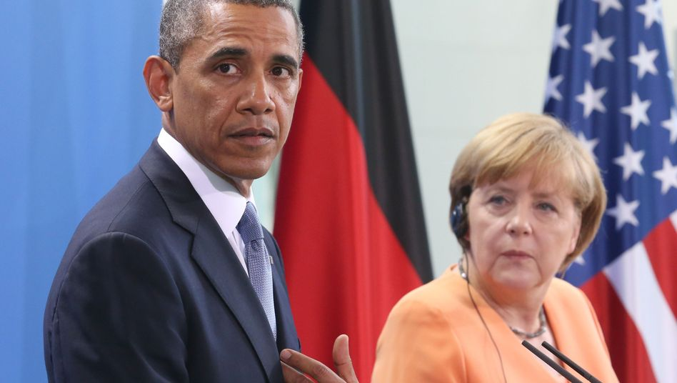 Relations between Europe and the US may be damaged by spying revelations.