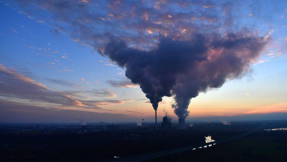 Kohlekraftwerk in Sachsen-Anhalt
