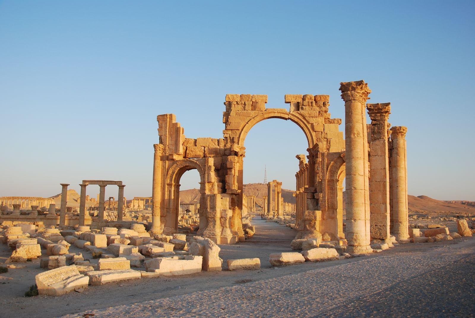 Oasenstadt/ Palmyra