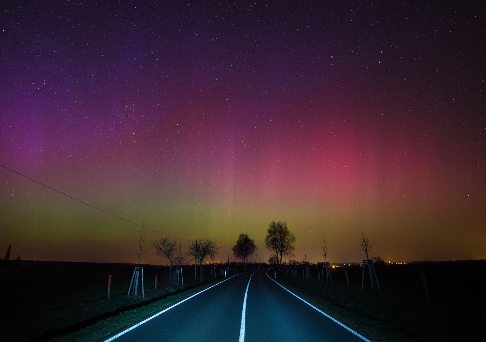 Nordlicht Deutschland