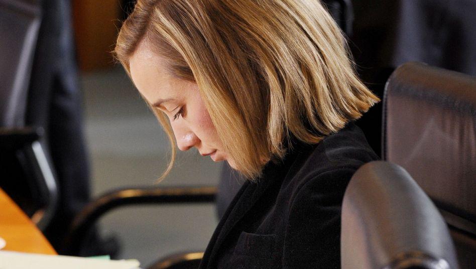 Familienministerin Schröder: Die CDU-Politikerin will auch weiterhin twittern
