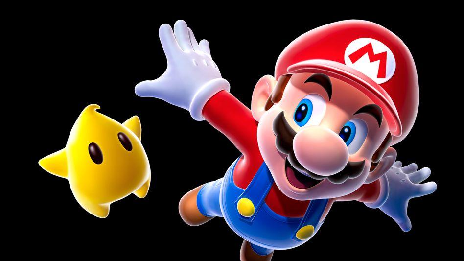 """Miyamoto-Schöpfung Mario: """"Mancher vergleicht ihn mit Micky Maus, aber das passt nicht"""""""