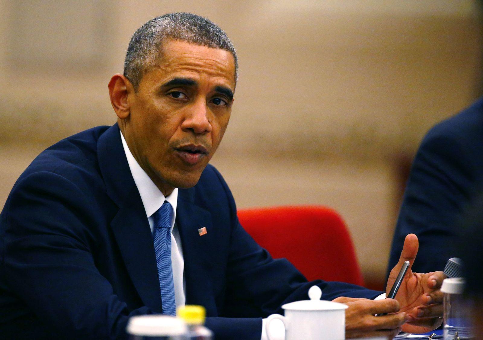 Obama CHINA-USA/