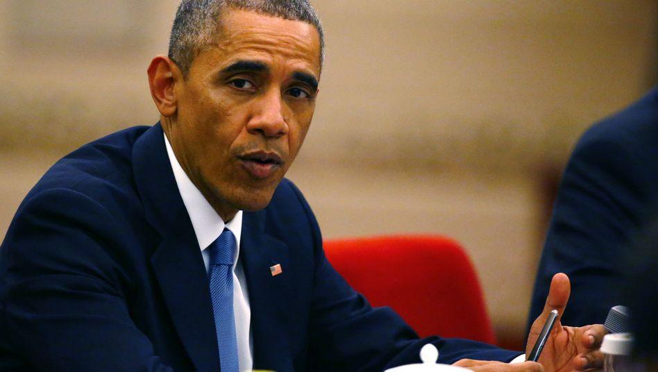 Wird TTIP-Einigung wohl nicht mehr unterzeichnen: US-Präsident Obama.