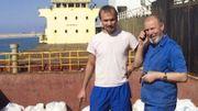 Kapitän des Schiffs mit explosiver Fracht erhebt schwere Vorwürfe