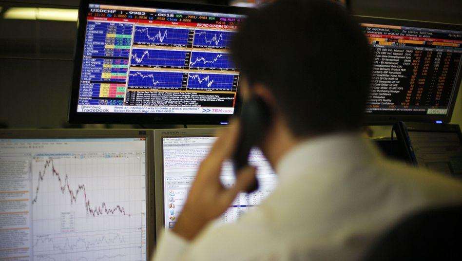 """Aktienhändler in Portugal: """"Griechenland wird in jedem Fall umschulden müssen"""""""