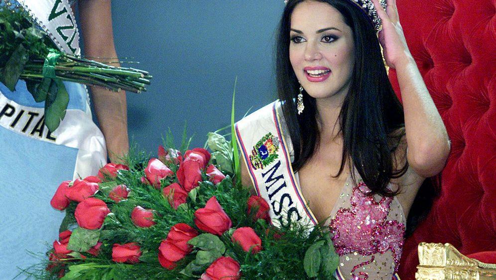Mord an Schönheitskönigin: Ehemalige Miss Venezuela erschossen