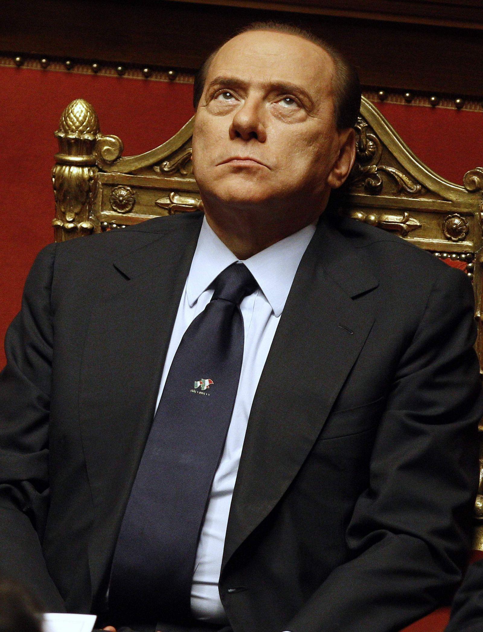 Berlusconi / Senat