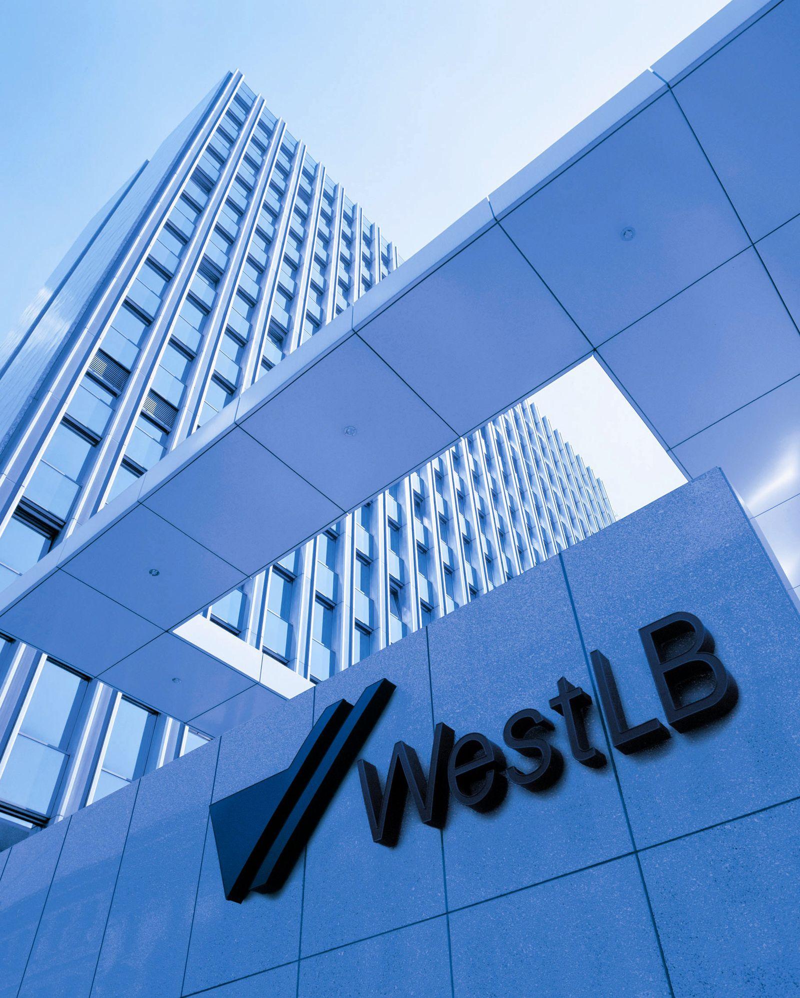 WestLB AG / Hauptsitz Düsseldorf