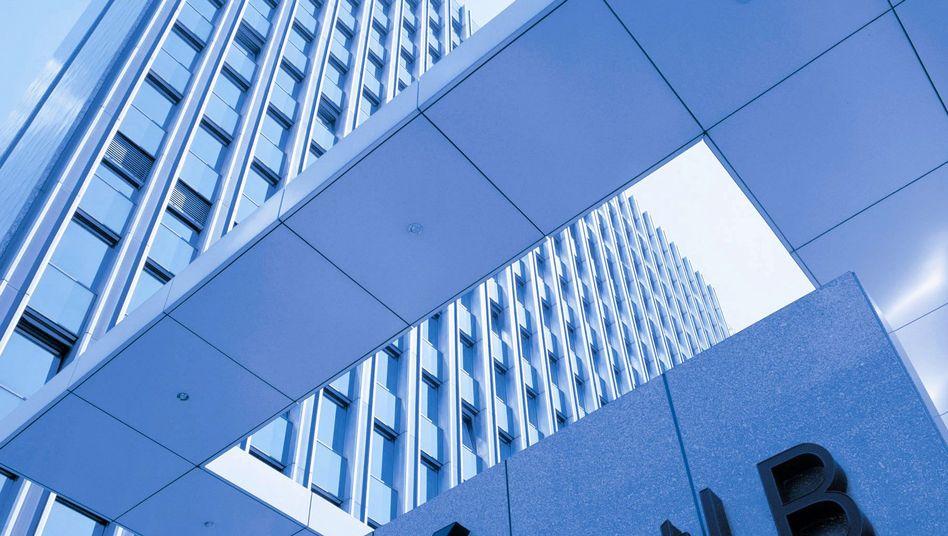 WestLb-Hauptsitz in Düsseldorf: