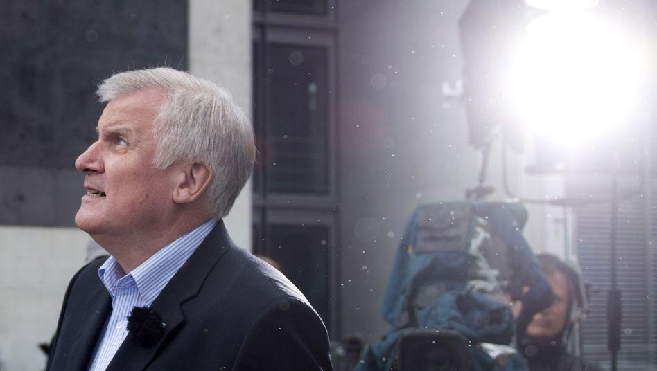 Ministerpräsident Seehofer: Kritik aus SPD-Ländern an Verfassungsklage