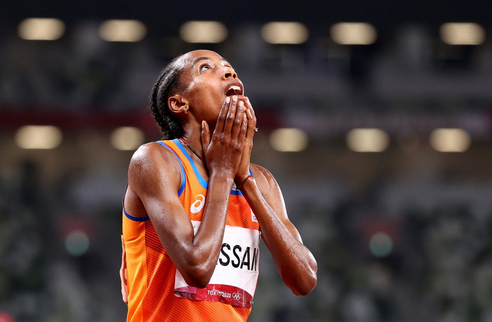 Athletics - Women's 5000m - Final