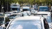 Immer mehr Pendler, immer mehr Autos