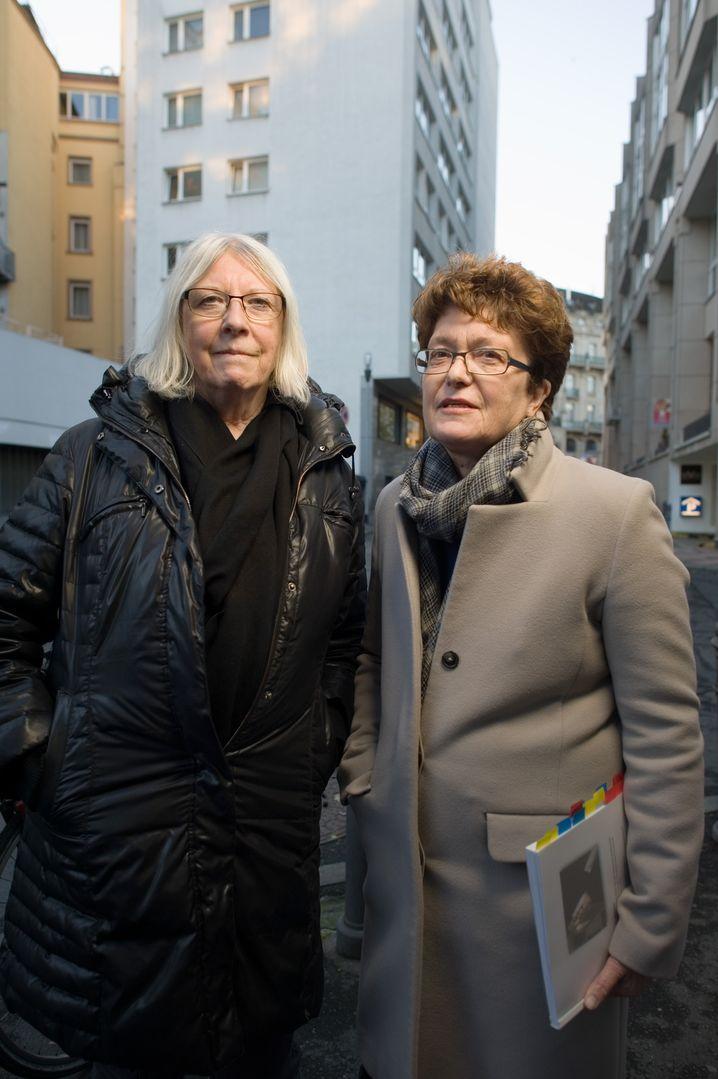 Juristinnen Tilmann, Burgsmüller