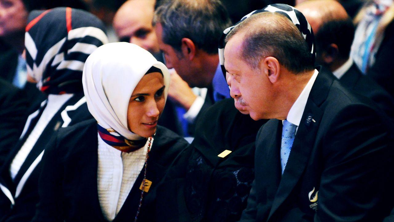 Erdogan Tochter